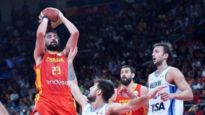 Spanyol Juara FIBA Basketball World Cup 2019 Setelah Kalahkan Argentina 95-75
