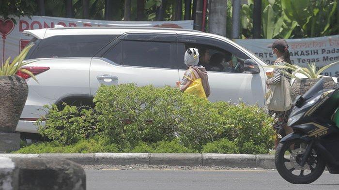 Pengamen dan Pedagang Acung Marak di Traffic Light, Begini Respons Dewan Denpasar