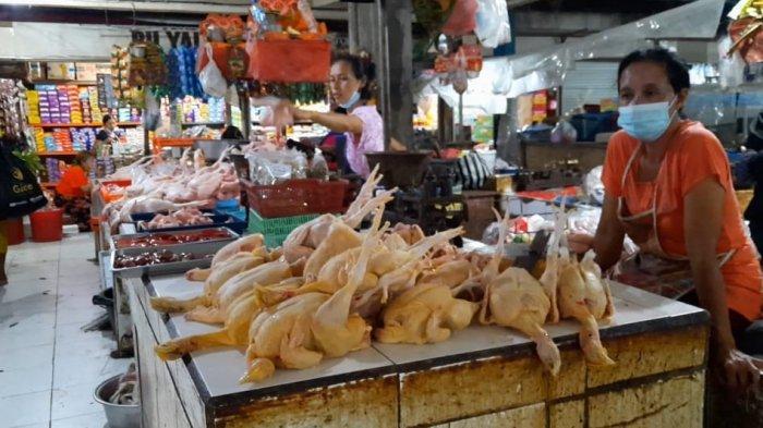 Harga Daging Ayam di Bangli Bali Naik Jadi Rp 45 Ribu Per Kilo, Dinas Sebut Bertahan Hingga Kuningan