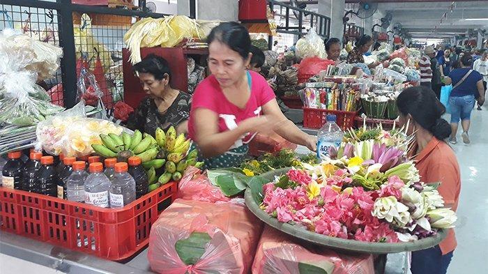 Digadang-gadang sebagai Pasar Rakyat Termegah, Pasar Badung Baru masih Terkendala Masalah Air
