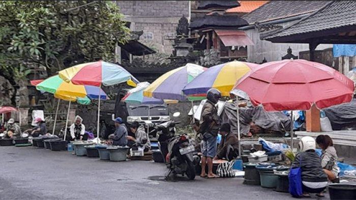 Pedagang Keluhkan Permintaan Ikan Nila di Pasar Tradisional Bangli Menurun, Begini Analisa Kadis PKP