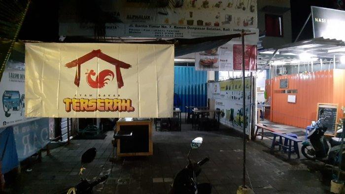 Keluhkan Pembatasan Jam Operasional, Pedagang Lalapan di Denpasar Menjerit: Kami Butuh Penghasilan