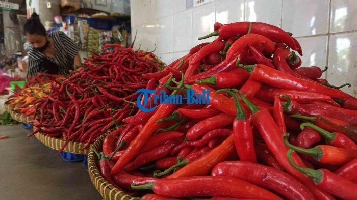 Harga Tinggi, Jembrana Tergantung Pasokan Cabai dan Bawang Merah Dari Jawa dan Daerah Lain