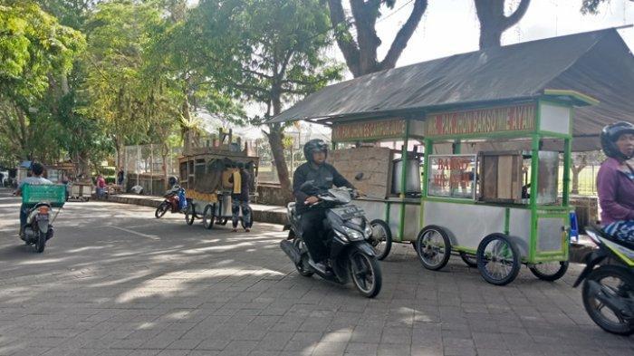 Pedagang Pasar Senggol Bangli Diberi Waktu Sepekan untuk Pindah