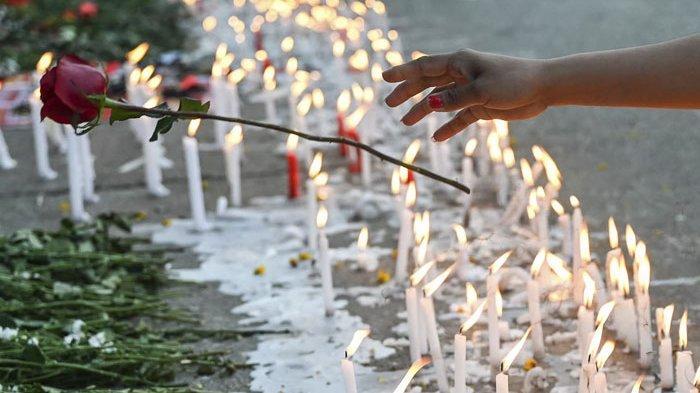 18 Orang Tewas Dalam Sehari Saat Demo Kudeta Myanmar 28 Februari 2021, Hari Paling Berdarah