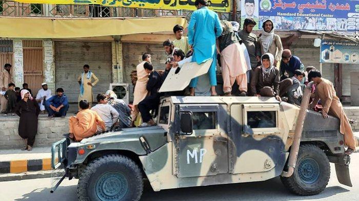 Krisis Ekonomi Mengintai Taliban Setelah Satu Bulan Menguasai Kabul