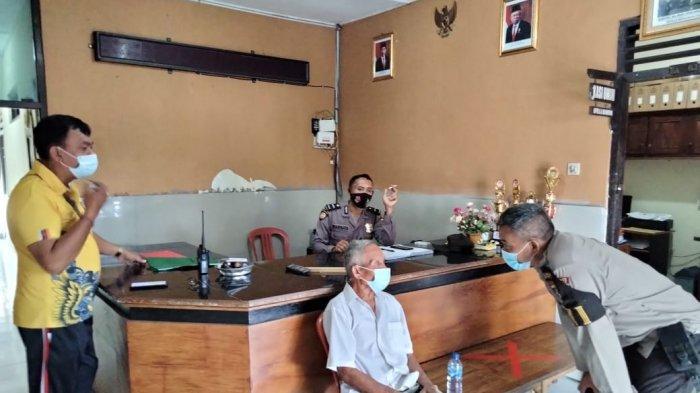Kakek Asal Denpasar Bali Ini Kebingungan di Pasar Payangan Setelah Diturunkan Paksa Oleh Ojek
