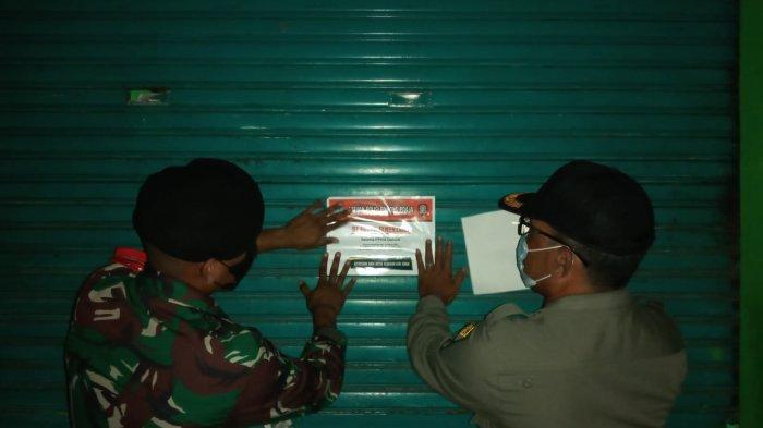 12 Pedagang di Denpasar Dipasangi Stiker Penutupan Sementara, 264 Pengendara Putar Balik