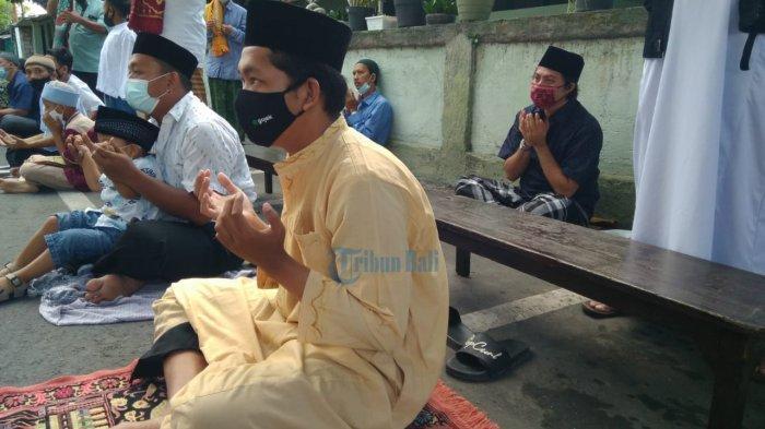 Khotbah di Masjid Praja Rakcaka: Covid-19 Batasi Pertemuan Fisik Tapi Tidak Menghalangi Silaturahmi