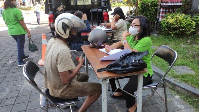 7.236 Pelanggar Masker Terjaring di Denpasar Sejak 7 September 2020, 1.990 Orang Didenda