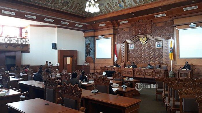 Soroti Kasus Transmisi Lokal Covid-19, Dewan Minta Pemkot DenpasarAmbil Langkah Tegas