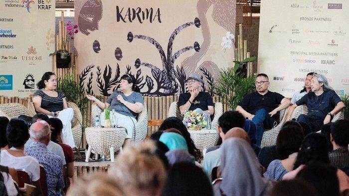 Ubud Writers dan Readers Festival 2020 Ditunda Hingga Pemberitahuan Lebih Lanjut