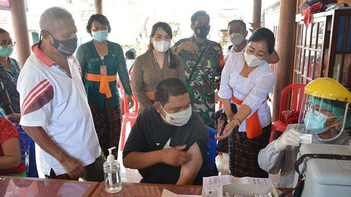 59 Orang Penyandang Disabilitas Jalani Vaksinasi Covid-19 di 3 Lokasi Wilayah Denpasar