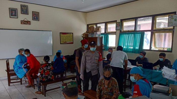 Vaksinasi Covid-19 Dosis I di Bangli Sudah Mencapai 96%