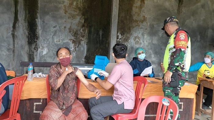 Vaksinasi Covid-19 Massal di Bangli Terus Digencarkan