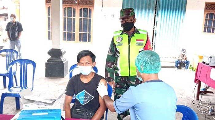 Seorang Warga Sempat Pingsan Usai Jalani Vaksinasi Covid-19 di Bangli