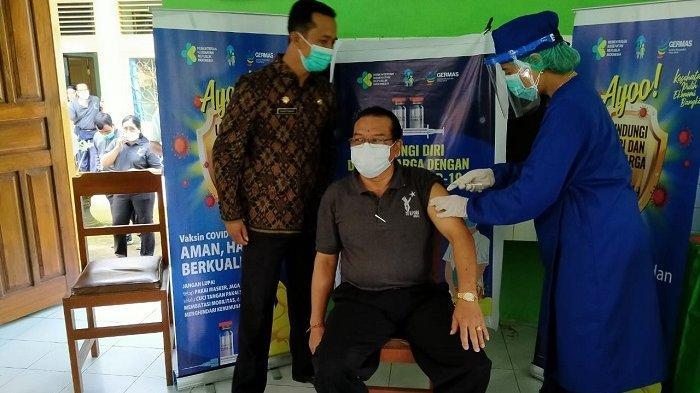 Vaksinasi Guru SD dan Paud di Bangli Capai 75 Persen, Ujian Sekolah SD Akan Dilaksanakan Tatap Muka
