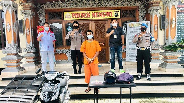 Residivis Pencuri Bebek Berhasil Dibekuk Polsek Mengwi, Pelaku Mengaku Menjualnya di Pasar Beringkit