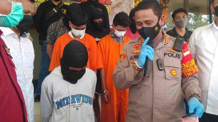 Satreskrim Polresta Denpasar Ungkap 2 Kasus Curas, Satu Diantaranya Ada Tersangka di Bawah Umur