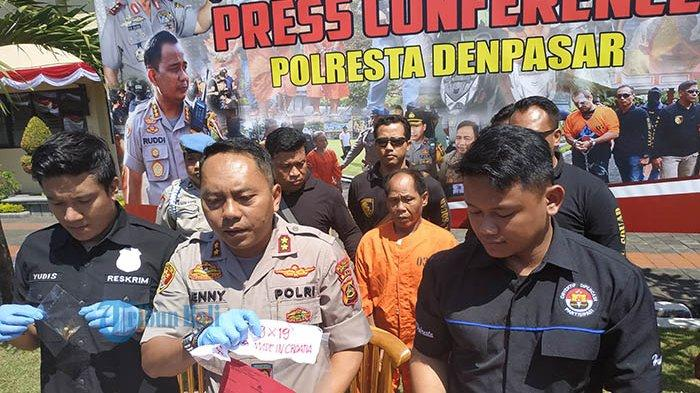 Wayan Soma Pencuri Pistol Kapolsek Negara Terpaksa Ditembak, Melawan Polisi Saat Proses Penyelidikan