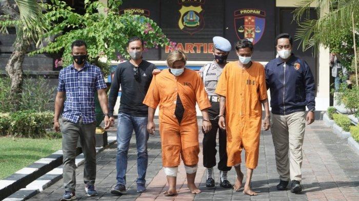 UPDATE: Pelaku Pencurian di Minimarket Wilayah Denpasar Telah Beraksi di 7 TKP Lainnya