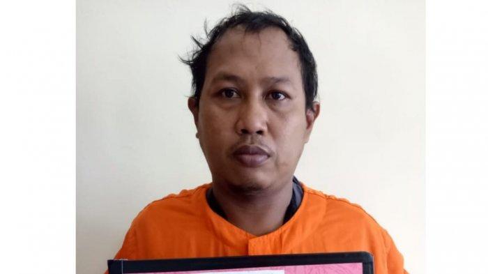 Sudiasa Ditangkap Polres Bangli Saat Hendak Pesta Sabu di Bangli Bali