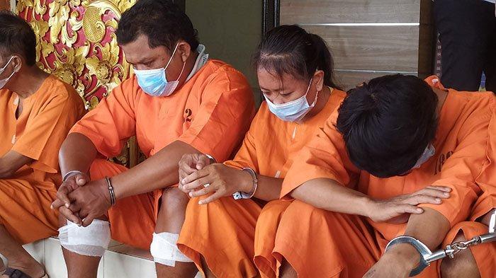 Gasak Obat-obatan di Apotek Kimia Farma Wilayah Denpasar, Isak Tak Berkutik Saat Diringkus Polisi