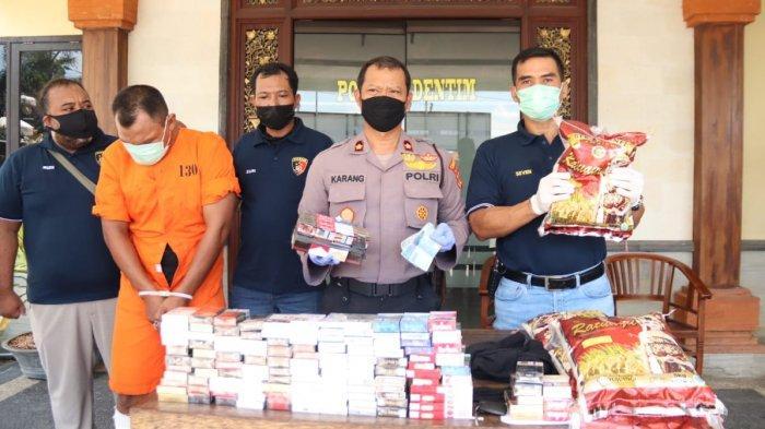 Pria Asal Sukawati Diberikan Dua Timah Panas di Kakinya, Mencuri di Beberapa Minimarket