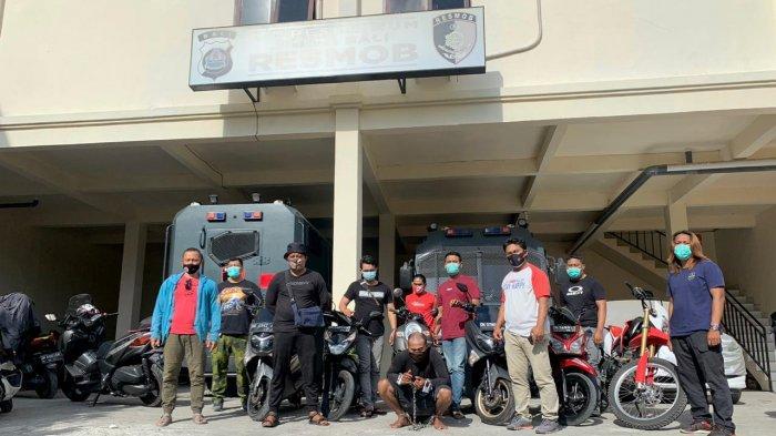 Polda Bali Tangkap Pelaku Jambret dan Curanmor Asal Jawa Timur, Beraksi di 12 TKP