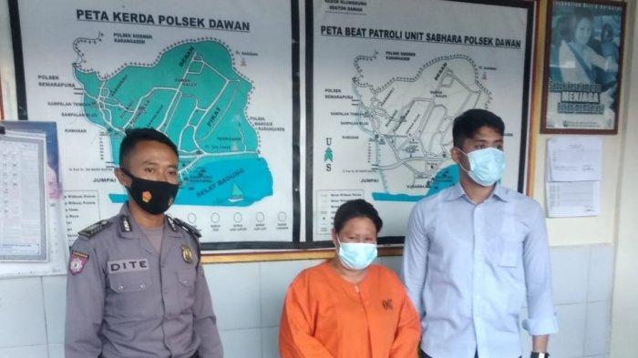 UPDATE: Perampas Emas Penyandang Disabilitas di Desa Gunaksa Ditangkap, Pelaku Bukan Pegawai Dinsos