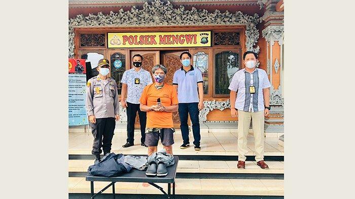 Gasak Villa Joglo di Pererenan Mengwi, Purwadi Tak Berkutik Saat Diamankan, Satu Rekannya Masih DPO