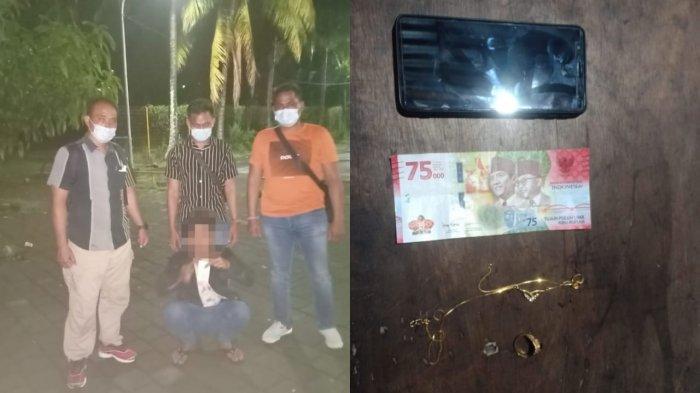 Penuhi Kebutuhan Sehari-hari, Rudi Nekat Mencuri Emas di Abiansemal Badung