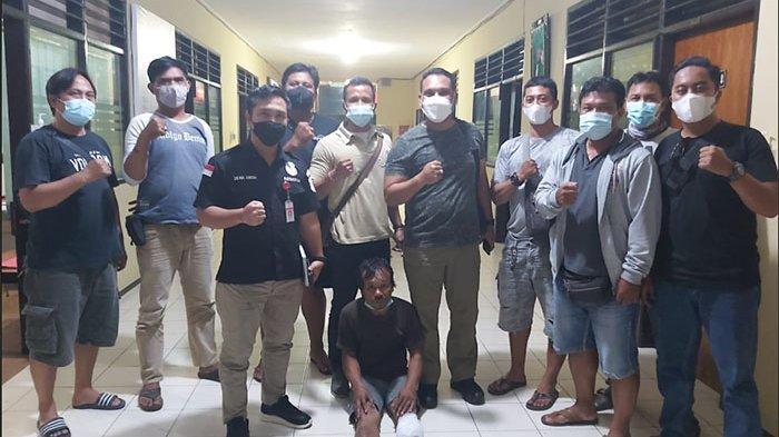 Resahkan Warga Denpasar, Residivis Kasus Pencurian Diringkus Polisi, 1 Peluru Bersarang di Kakinya