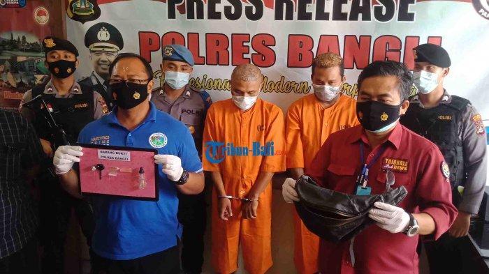 Dua Warga Klungkung Bali Diciduk Polisi, Suryanadi Sempat Tancap Gas Saat Hendak Digeledah Polisi