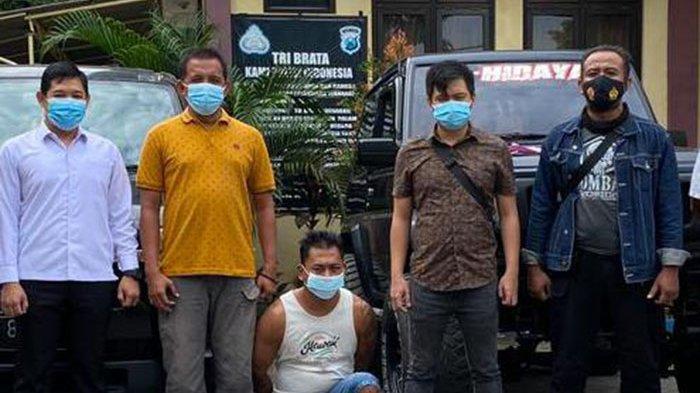 Gantiyasa Gelapkan 3 Mobil di Bali, Gunakan Modus Meminjam dan Sewa Mobil Harian