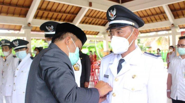 13 Perbekel Desa di Bangli Bali Dilantik di Wantilan RSJ, Ini Besaran Gaji Kepala Desa atau Kades