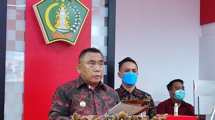 Kepala BKPSDM Made Budiasa Dilantik sebagai Pj Sekda Jembrana