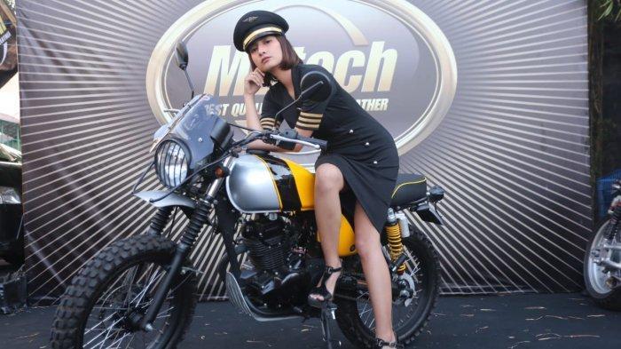 Pelapis Sintesis Jok MBtech Khusus Sepeda Motor Dikenalkan di Bali, Ini Kelebihannya