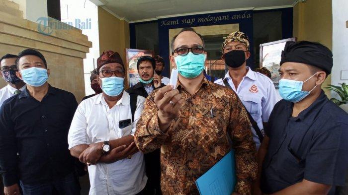 Arya Wedakarna Dilaporkan ke Polda Bali, AWK Diduga Lakukan Tindak Pidana UU ITE, Ini Analisanya
