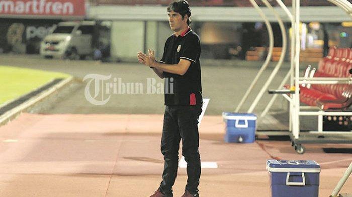 Sebut Wasit Rugikan 5 Laga Terakhir Bali United, Coach Teco: Kasihan Tim Kami