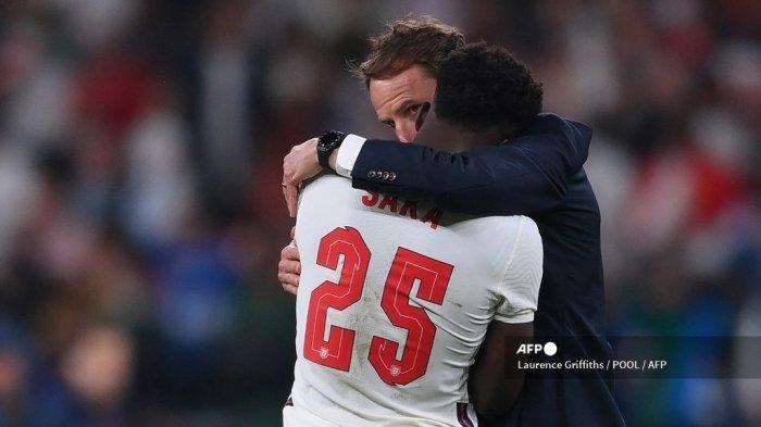Slogan Football is Coming Home Gagal Total Diwujudkan Inggris di Final Euro, Perasaan Pemain Hancur