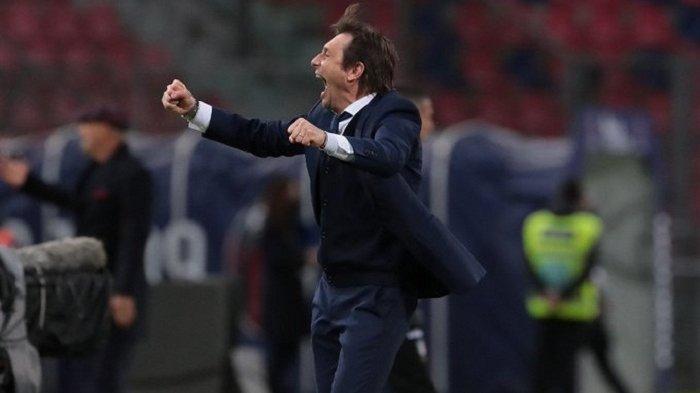 Tamatkan Dominasi Juventus, Conte Catatkan Sejarah Ini Usai Persembahkan Gelar Scudetto Liga Italia