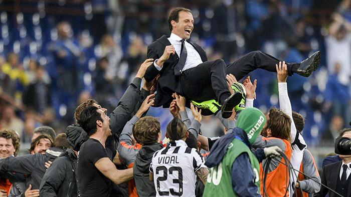 Terungkap, Ini Alasan Allegri di Akhir Masa Jabatannya di Juventus Merekomendasikan Jual Ronaldo