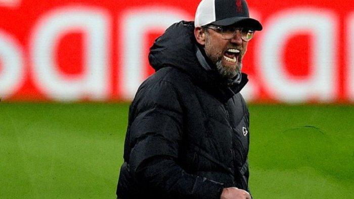 Liverpool vs Everton, Sinyal Menyerah Jurgen Klopp Soal Man City dan Perburuan Gelar Liga Inggris