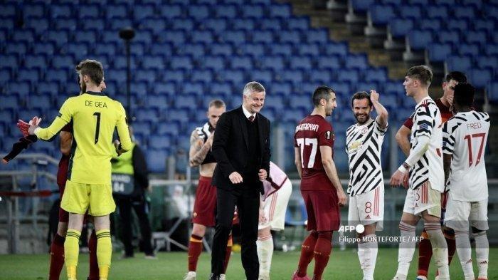 Hapus Cap sebagai Raja Semifinalis, Solskjaer Bersiap Mengukir Rekor Ini Bersama Manchester United