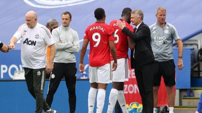 Europa League 2020, Manchester United Lolos ke Perempat Final, Solskjaer Komentari Debut Teden Mengi