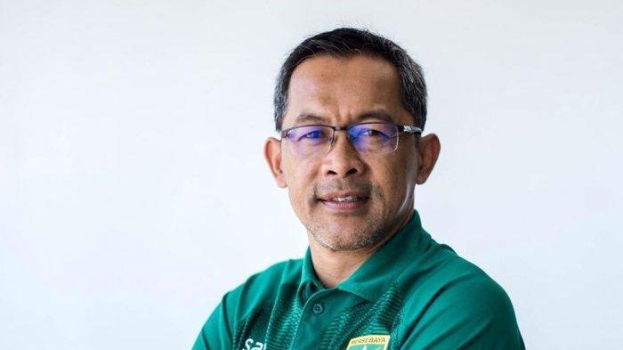 Pelatih Persebaya Aji Santoso Ngaku Senang Liga 1 2020 Ditunda hingga Tahun Depan