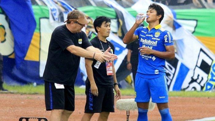 2 Ambisi Persib Bandung vs Bali United, Robert Alberts: Bukan Cari 3 Poin Semata
