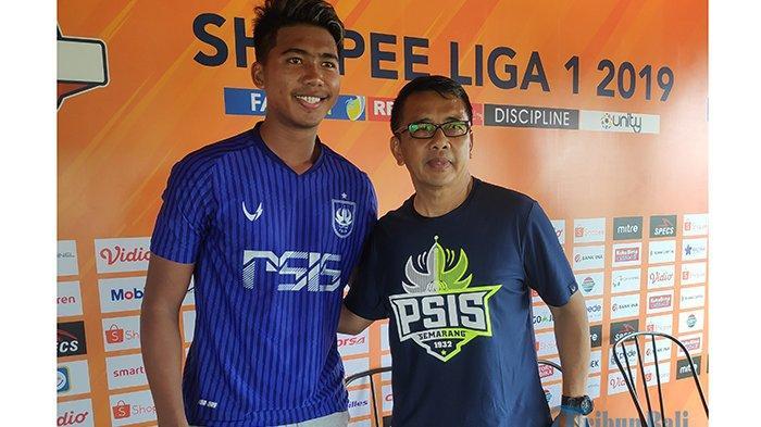 Jafri Sastra Beri Signal Pulangkan Eko Purdjianto ke PSIS Semarang, & Singgung 2 Kitman Bali United