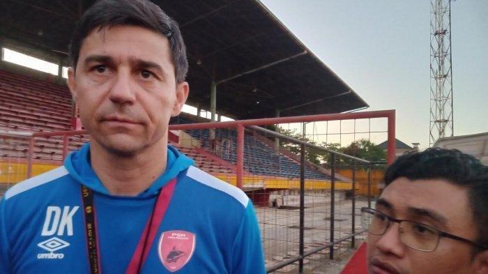 Jelang Lawan Bali United, Pelatih PSM Makassar Pengen Minum Paracetamol, Ada Apa?